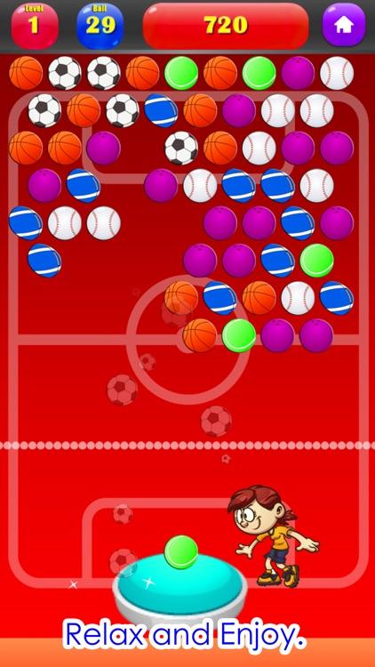 Ball Shooting Matching Games screenshot-3
