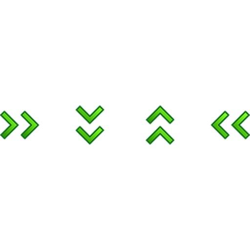 Arrows Nine Sticker Pack