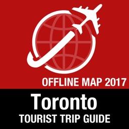 Toronto Tourist Guide + Offline Map