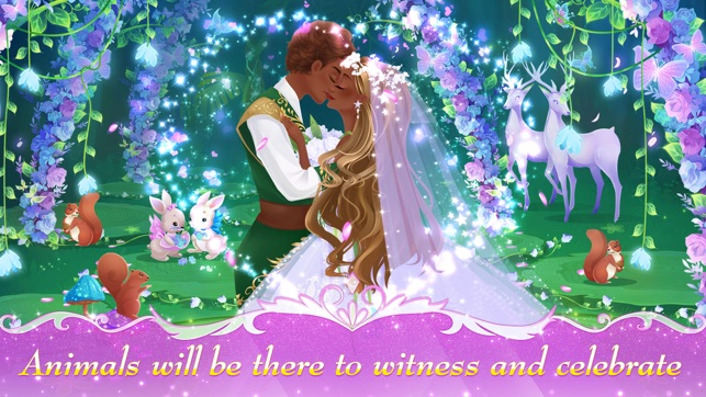 Princess Dream Wedding - Girls Dressup Games on the App Store
