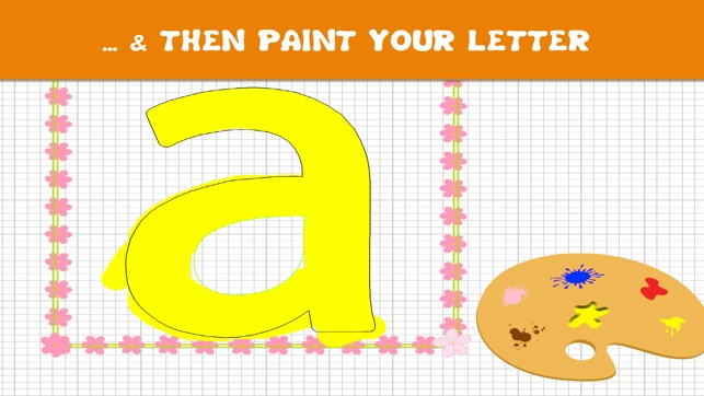 Little Picasso paint game: kids color,paint,learn on the App Store