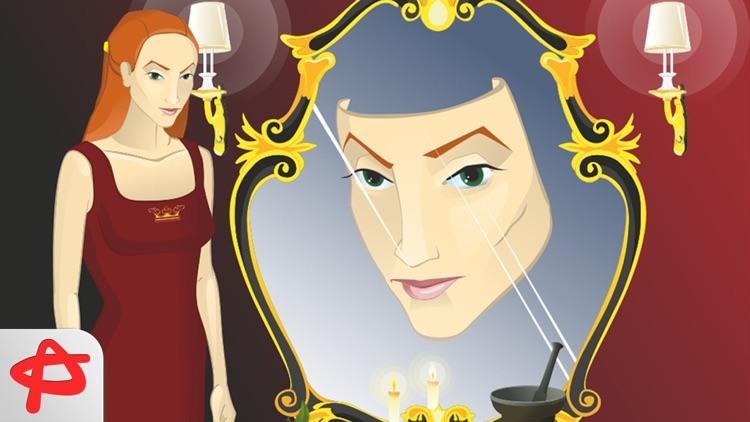 Snow White: Free Interactive Book for Kids screenshot-3
