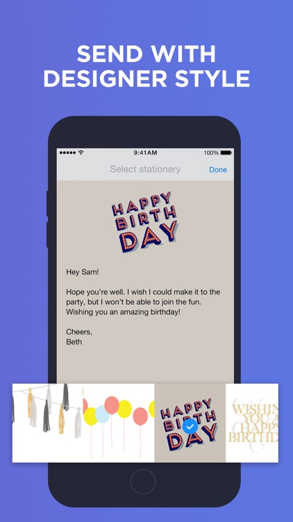 Yahoo Mail - Keeps You Organized! screenshot-4