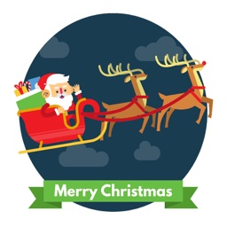 Santa Claus - Stickers for iMessage