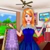 房间 装饰 -  女孩 游戏
