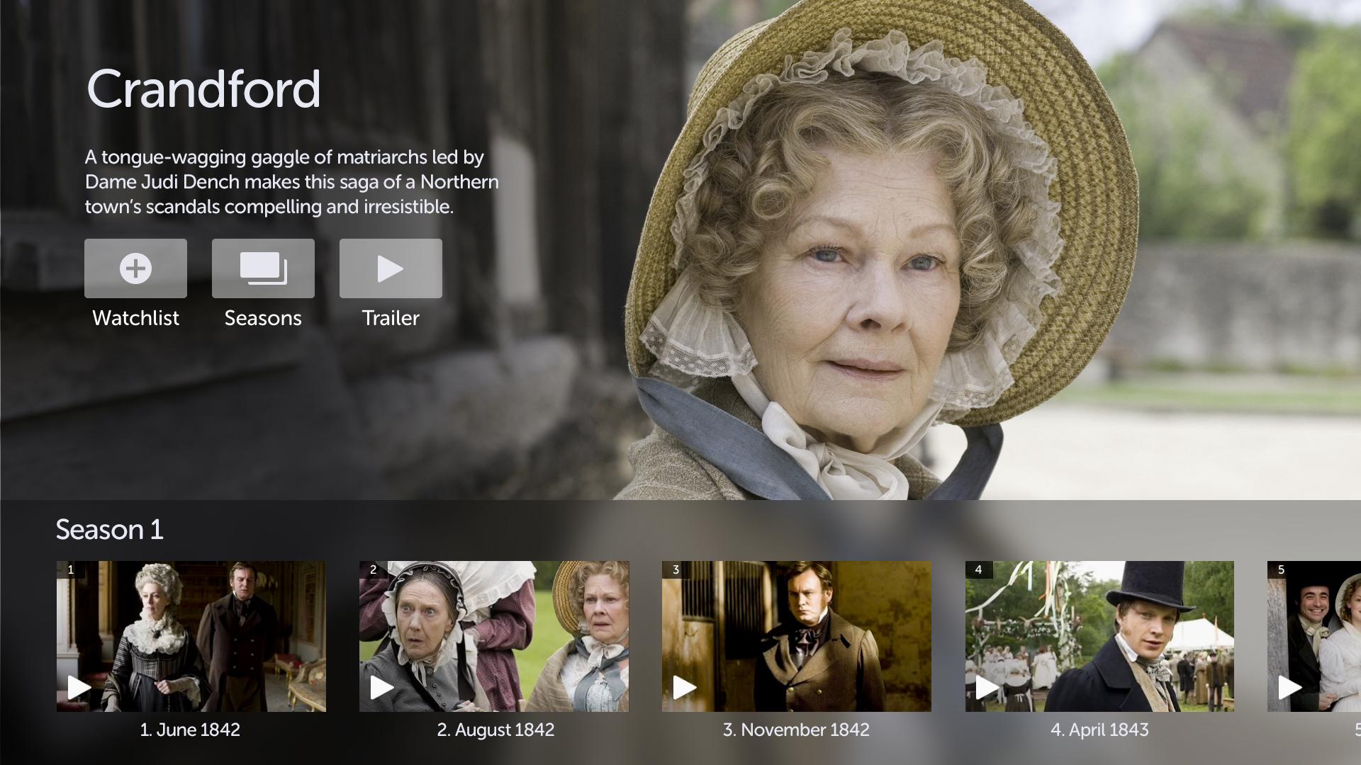 BritBox by BBC & ITV screenshot 14