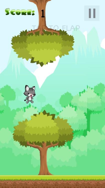 Flappy Cat - Don't get hit screenshot-3