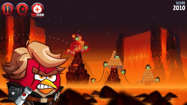 Angry Birds Star Wars II screenshot-4