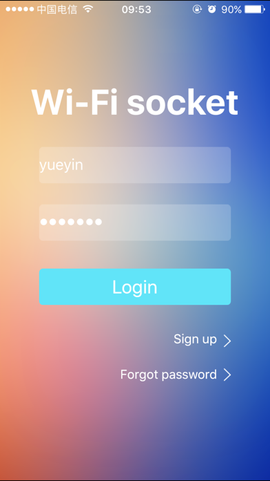 点击获取WiFi-Socket
