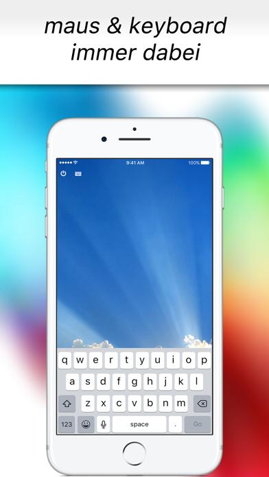 WeBe Bluetooth Maus/KeyboardScreenshot von 2