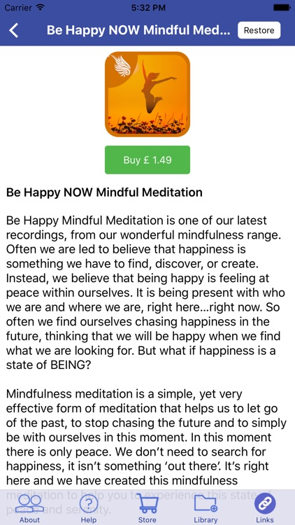 Sleep Well NOW: Mindfulness Meditations for Sleep screenshot-3