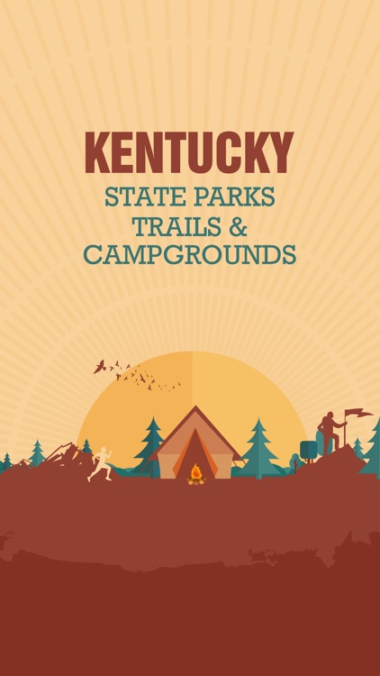 Kentucky State Parks, Trails & Campgrounds screenshot-0