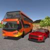 未舗装道路 バス ドライバ シミュレータ:エクストリーム 車 ドライブ