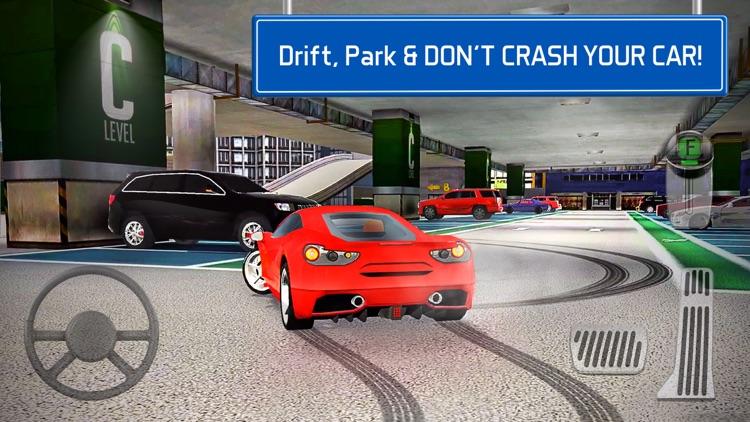 Multi Level 7 Car Parking Garage Park Training Lot screenshot-3