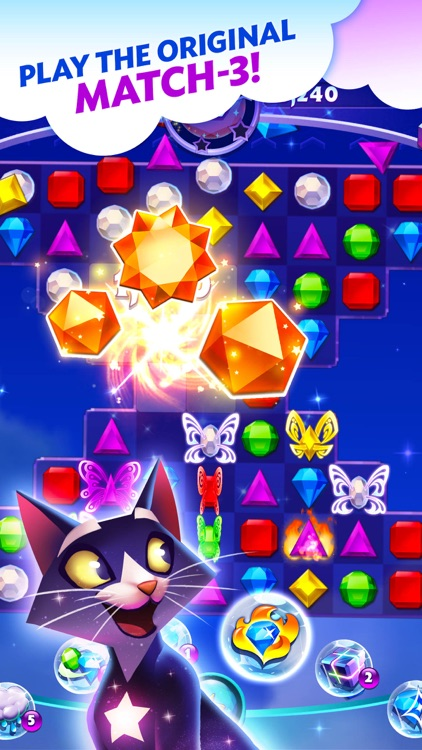 Bejeweled Stars screenshot-0