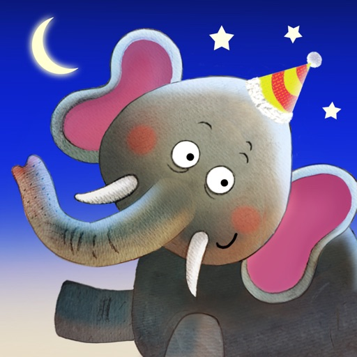 Nighty Night Circus - bedtime story for kids