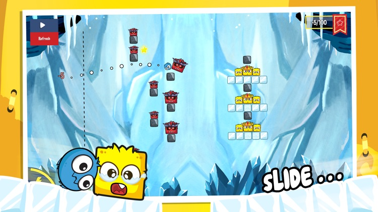 Boo Adventures - Epic Physics Puzzler screenshot-3