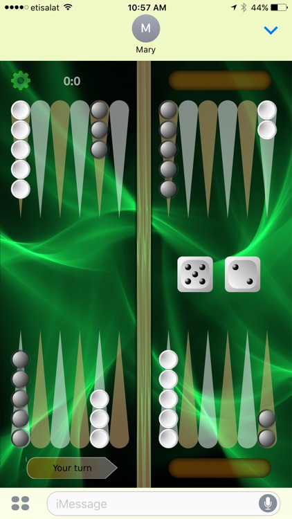 Backgammon Match screenshot-4