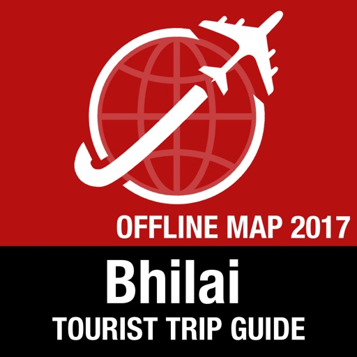 Bhilai Tourist Guide + Offline Map