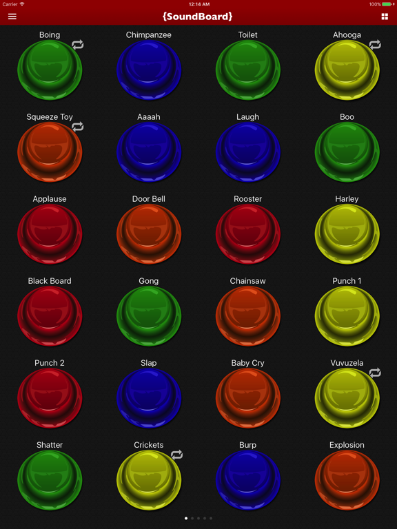 Screenshot #4 pour Sound Board - Annoying Sounds and Funny Effects!