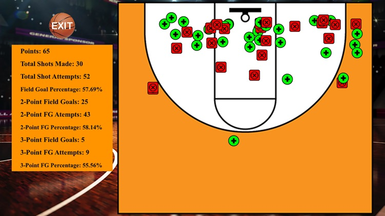 BBS Basketball Stats screenshot-3