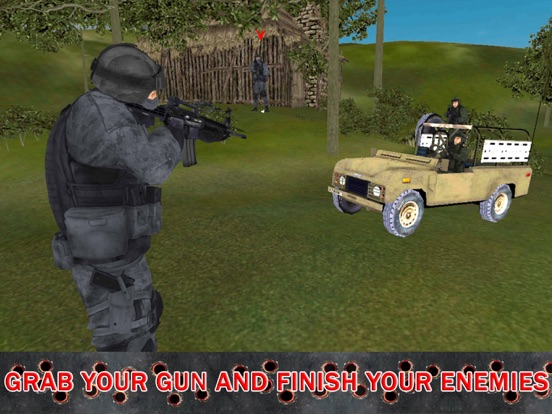 Frontline Shooter Warfare - Anti Terrorist Games screenshot 10