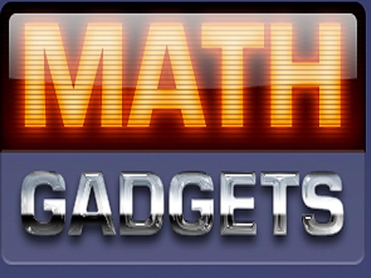 Primary Math Gadgets