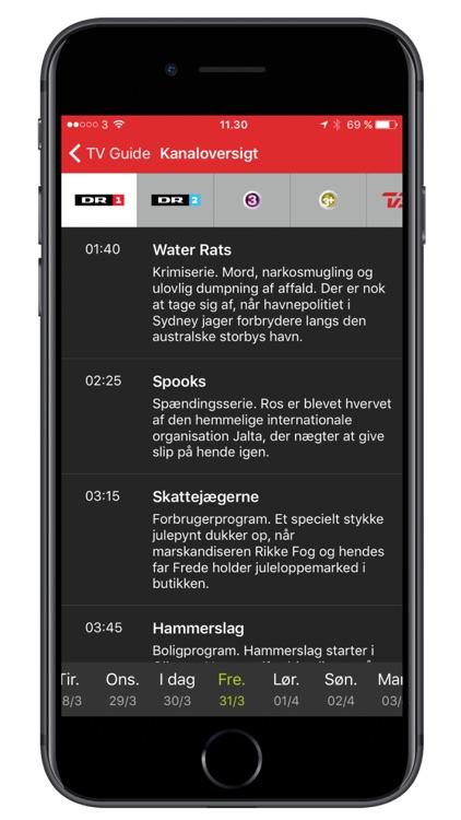 WebTv screenshot-4
