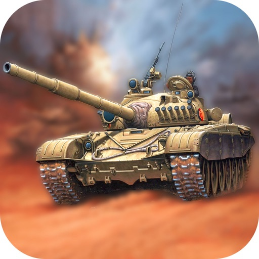3D Tank War-fare Strike : New Mobile Combat Game-s