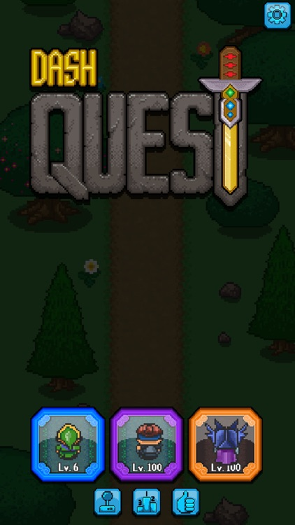 Dash Quest screenshot-0