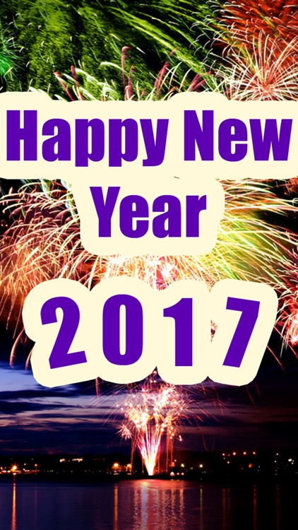 Happy New Year 2017 - Greetings, Quotes & Wishes screenshot-0