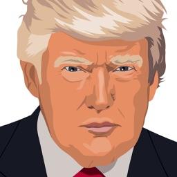 Funny Quotes Quiz Game App for Donald Trump