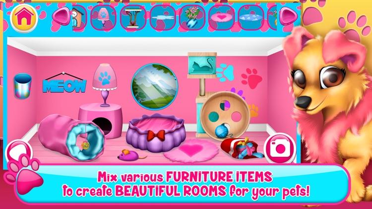 Pet House Games for Girls screenshot-4