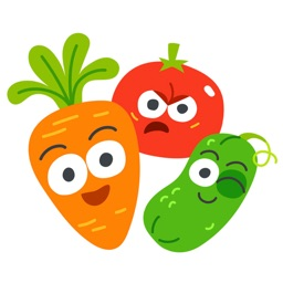 Vegetables Stickers Bundle