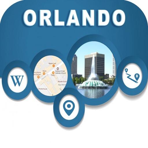Orlando Florida Offline City Maps with Navigation