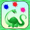 Dinosaur Coloring Book Game for Kids Free