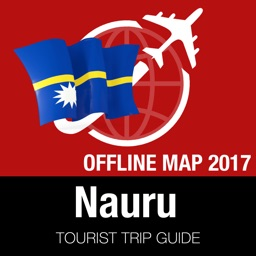 Nauru Tourist Guide + Offline Map