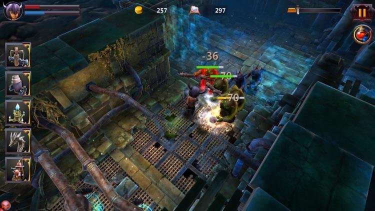 Dungeon Crisis screenshot-3