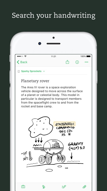 Evernote - stay organized app image