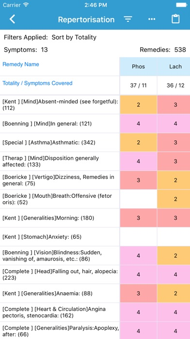 Screenshot for Hompath FireFly - Homeopathy in India App Store
