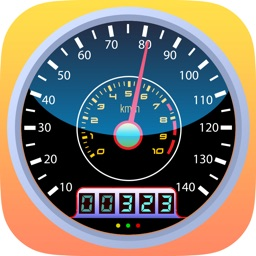 Speedometer Hud Speed Tracker