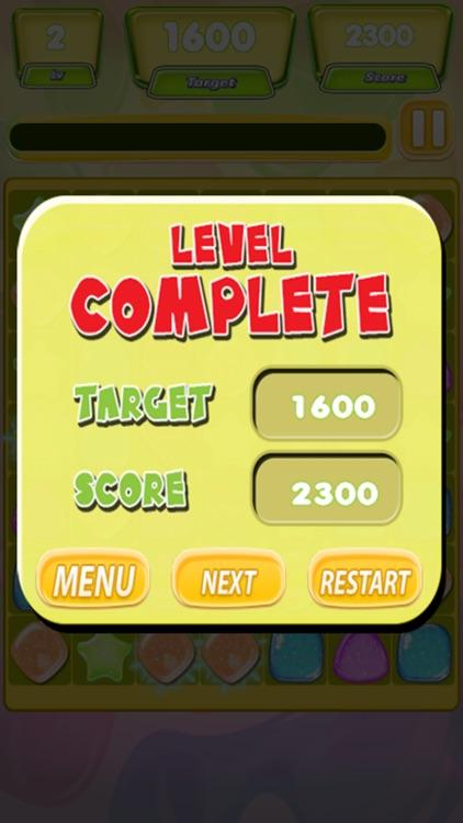 Jelly Shooter - Match 3 Crush Game screenshot-4