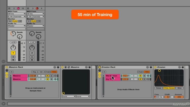 FastTrack™ For Ableton Live Distortion screenshot-4