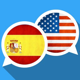 English to Spanish Voice Translator Dictionary app