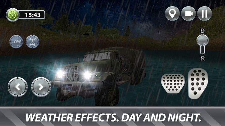 Russian Truck Drive Simulator screenshot-3
