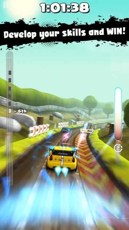 Rally Run screenshot-4
