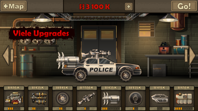 Screenshot for Earn to Die 2 in Austria App Store