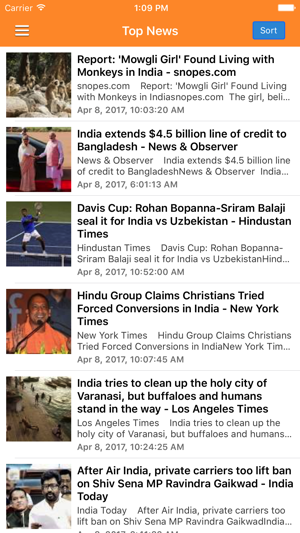 India News In English Today On The App Store