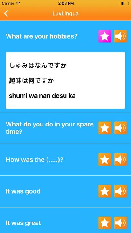 Learn Japanese Language LuvLingua Pro