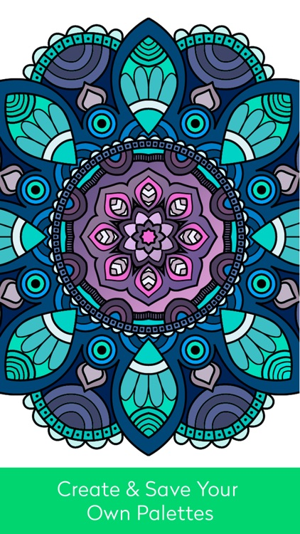 Chroma - Coloring Book for Adults